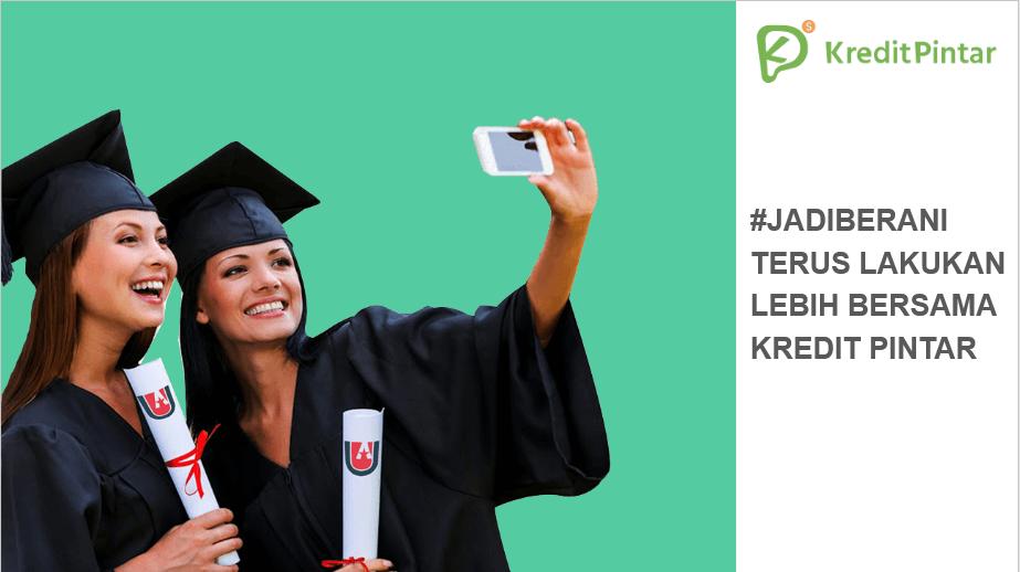 Kredit Pintar Menjadi Solusi Untuk #JadiBerani Wujudkan Mimpi Lulus Perguruan Tinggi